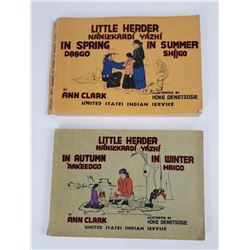 Little Herder US Indian Service Story Books Hopi