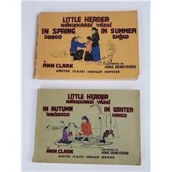 Little Herder US Indian Service Story Books Hopi