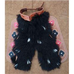 Phenomenal Buddie Foster Texas Wooly Chaps