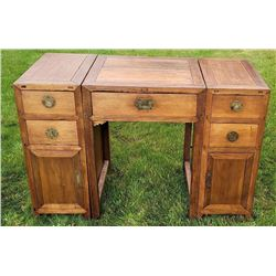 Antique Huanghuali Chinese Scholars Table