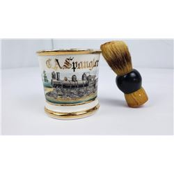 Locomotive Engineer Occupational Shaving Mug