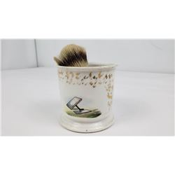 Brick Mason Occupational Shaving Mug