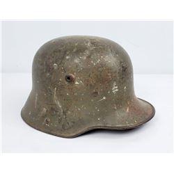 WWI WW1 German M-16 Frankenstein Bolt Helmet