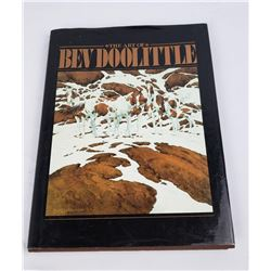 Author Signed Art of Bev Doolittle Book