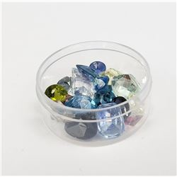 Collection of Gemstones Pulled From Jewelry 46 Cts