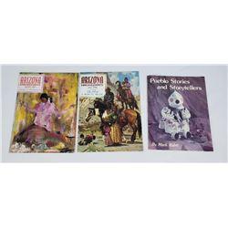 Lot of 3 Native American Magazines Arizona Highway