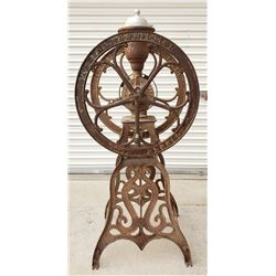 Cast Iron National Coffee Grinder Mill Store Size