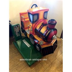 USA riding machine / locomotive Rio Grande
