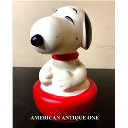 Snoopy Raleigh Pauly Soft Vinyl