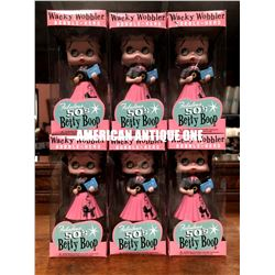 Bubble Head set of 6