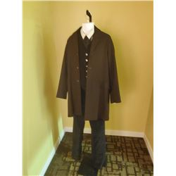 "AUTHENTIC ""HELL ON WHEELS"" ON SET COSTUME OF"
