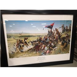 "SIGNED ""THE LAST COMMAND: CUSTER AND THE 7TH"