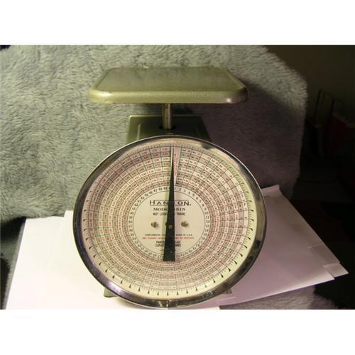 Vintage Hanson Model 1515 Parcel Post Scale 1181825
