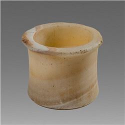 Large Ancient Near Eastern Alabaster Jar c.2nd Millennium BC.