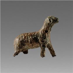 Ancient Roman Bronze Ram c.2nd cent AD.