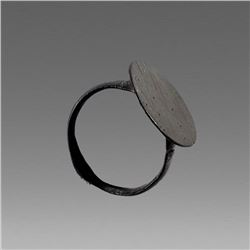 Ancient Roman Bronze Ring c.2nd-4th cent AD.