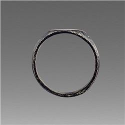 Ancient Roman Silver Ring c.2nd cent AD.