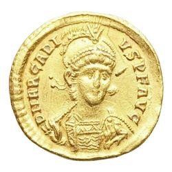 Ancient Arcadius, Eastern Roman Empire (AD 383-408).Gold solidus