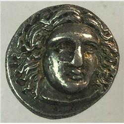 Greek AR Didrachm