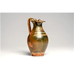 Large Ancient Gnathian Ware Oinochoe c.350 BC.
