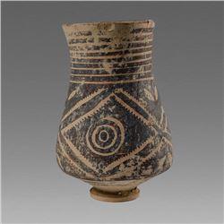 Indus Valley Terracotta Vessel c.1000-2000 BC.