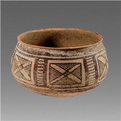 Indus Valley Terracotta bowl c.1000-2000 BC.