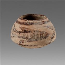 Indus Valley Terracotta bowl with Fish c.1000-2000 BC.