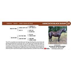 Hancocks Black Sugar
