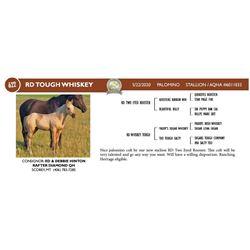 RD Tough Whiskey