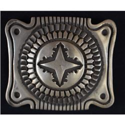 NAVAJO INDIAN BUCKLE ( EMERSON)