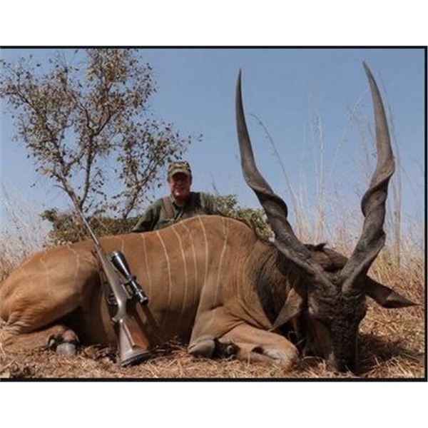 Afrihunt Safaris Plains Game Hunt in Namibia for Two Hunters and Two Non-Hunters