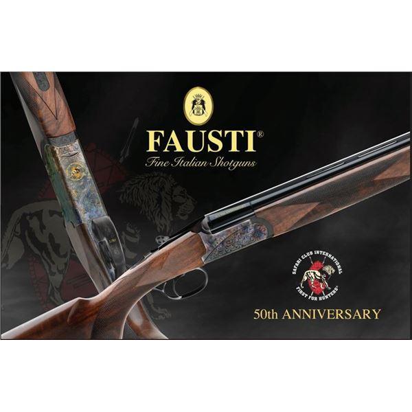 2021 SCI Shotgun of the Year - 20 Gauge Fausti Caledon