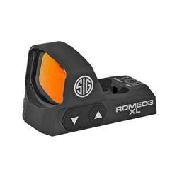 SIG ROMEO3 XL REFLEX SIGHT 3MOA BLK