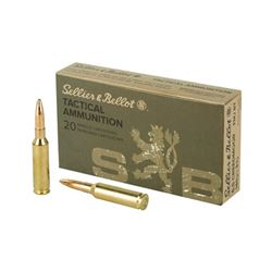 S& B 6.5CREED 140GR FMJ - 20 Rds