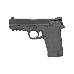S& W SHIELD 2.0 380ACP 8RD BLK EZ