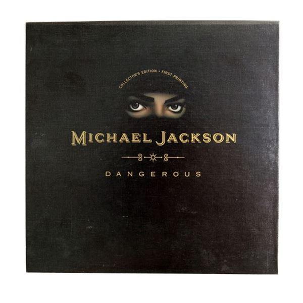 Michael Jackson Dangerous Pop Up CD Set