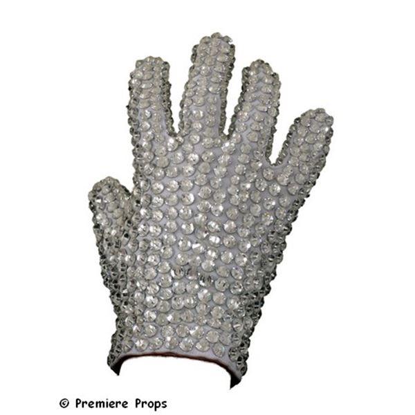 Michael Jackson Worn Victory Tour Glove