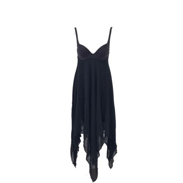 Barbra Streisand DKNY Dress