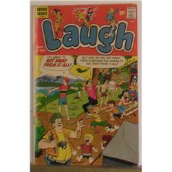 Archie Series Laugh September no 258 1972 rare old comic book 23 pages+- bande dessinée vieille rare