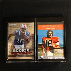 FOOTBALL ROOKIE CARD LOT