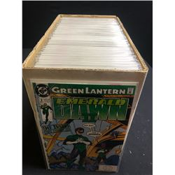 GREEN LANTERN Emerald Dawn II #2 Comic Book Lot (DC COMICS)