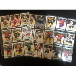 HOCKEY ROOKIES CARD LOT