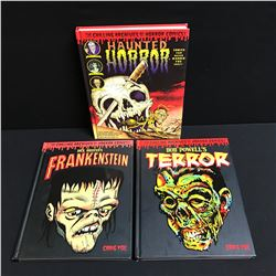 THE CHILLING ARCHIVES OF HORROR COMICS! BOOK LOT