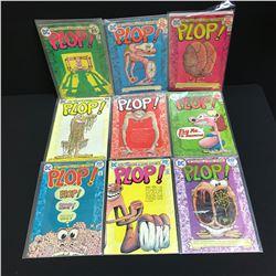 PLOP! COMIC BOOK LOT (DC COMICS)
