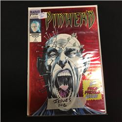 PINHEAD #1-6 (MARVEL/ EPIC COMICS)