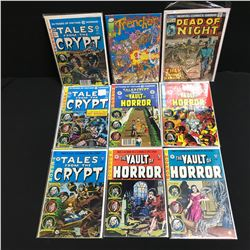 TALES FROM THE CRYPT/ THE VAULT OF HORROR COMIC BOOK LOT