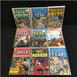 TALES FROM THE CRYPT COMIC BOOK LOT