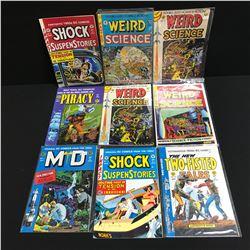 WEIRD SCIENCE/ SHOCK SuspenStories COMIC BOOK LOT