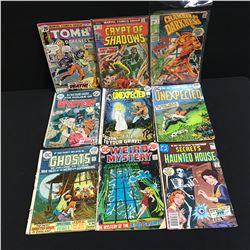 MARVEL/ DC COMICS BOOK LOT