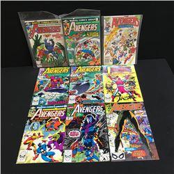 MIXED AVENGERS COMIC BOOK LOT (MARVEL COMICS)